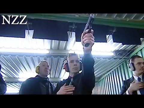 Bodyguard: Die Sicherheit läuft mit - Dokumentation von NZZ Format (2006)