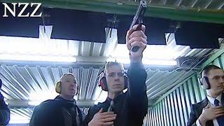 Bodyguard, die Sicherheit läuft mit - Dokumentation von NZZ Format (2006)