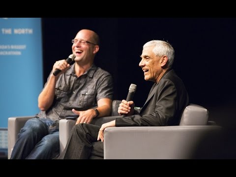 """Sometimes it's nice to be hated by the wrong people"": Vinod Khosla at Hack the North"