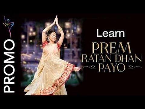Prem Ratan Dhan Payo | Dance Tutorial...