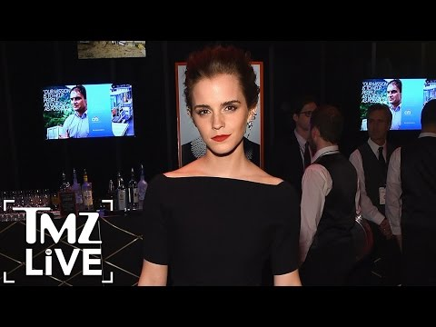 Emma Watson: Nude Photos (TMZ Live)