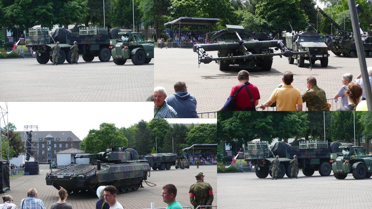 Bundeswehr Aachen