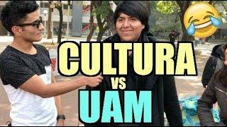UAM VS CULTURA GENERAL