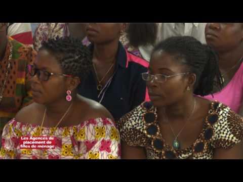 Expression Jeunes: Les agences de placement des filles de ménage avec du 27 avril 2017 avec  OSSOHOU