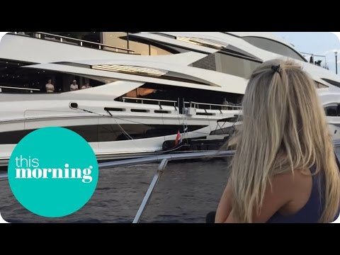 This Morning Tracks Down Sir Philip Green On His Superyacht | This Morning