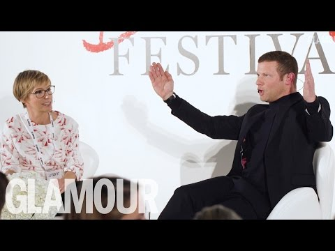 Dermot O'Leary Talks Style and Grooming | Beauty Talk | Glamour UK