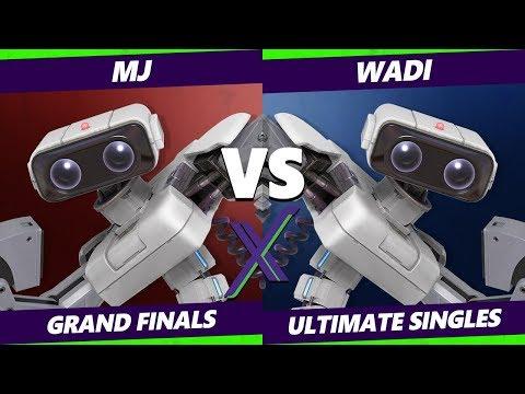 Smash Ultimate Tournament - WaDi (Rob) Vs. Mj [L] (Rob) - S@X 291 SSBU Grand Finals