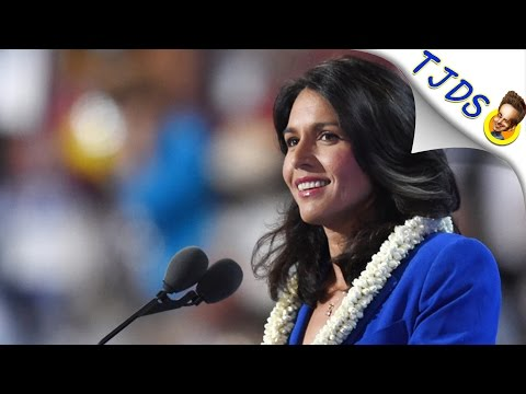 Tulsi Gabbard Defends Criticism Of The Stop Arming T-E-R-R-O-R-I-S-T-S  Act