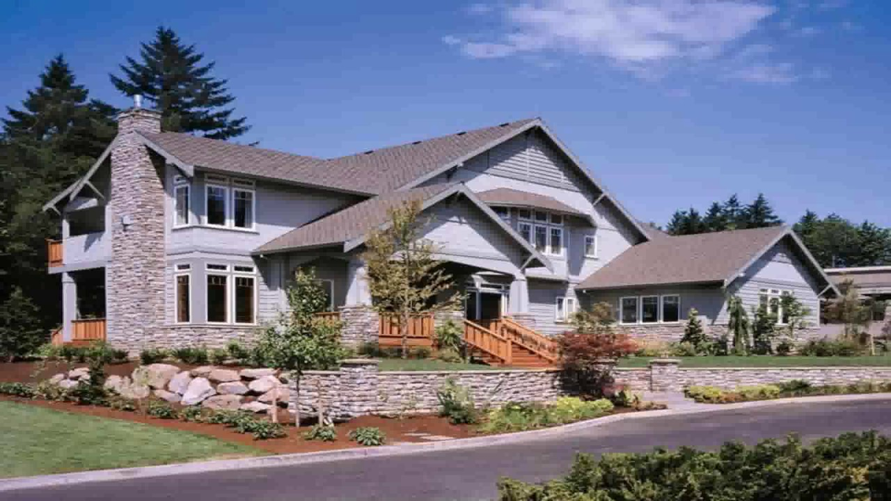 Craftsman Style Modular Homes Plans   YouTube Craftsman Style Modular Homes Plans