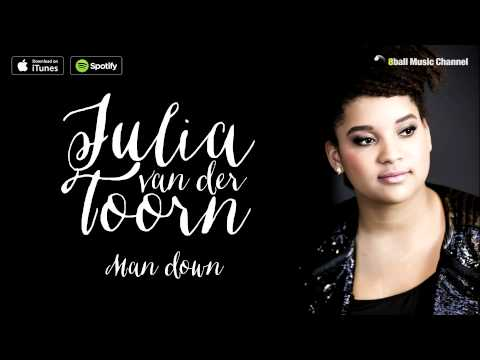 Julia Zahra - Man Down (Official Audio)