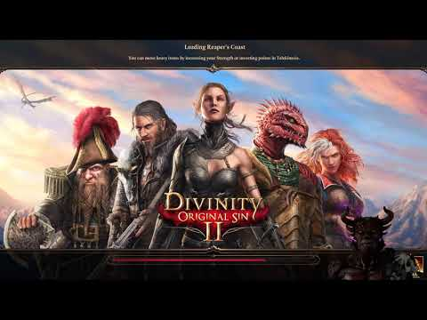 A Danger to Herself and Others - Tactician - Divinity Original Sin 2 LP #46