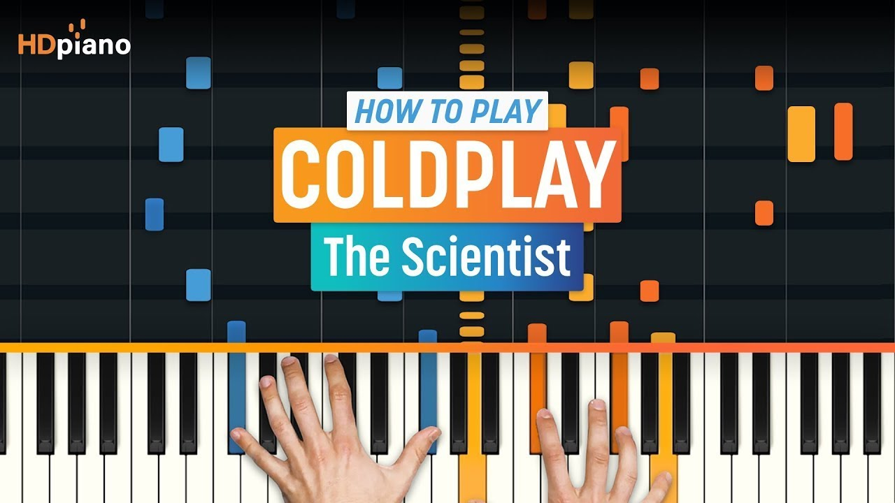 How to play the scientist by coldplay on piano with synthesia how to play the scientist by coldplay on piano with synthesia piano tutorial youtube baditri Gallery