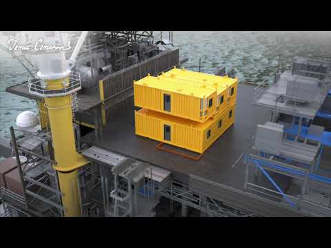 Offshore Accommodation Concept