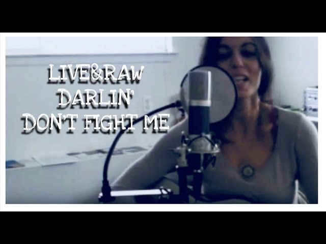 Sam Ash Contest  Jaclyn Shaw Submission  Darlin, Don't Fight Me Live Performace
