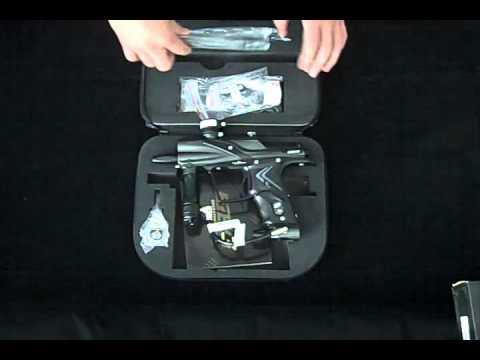 Etek 3 AM Paintball Gun by Planet Eclipse