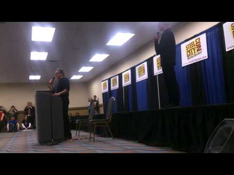 Jonathan Frakes and Brent Spiner Part 1