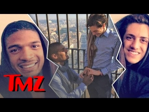 Michael Sam and Fiance' Splitsville?! | TMZ
