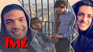 Repeat youtube video Michael Sam and Fiance' Splitsville?!