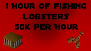 Osrs Corsair Cove Lobster Fishing