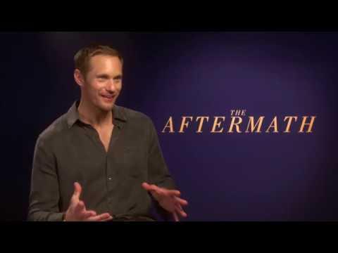 Alexander Skarsgård talks passionate scenes with Keira Knightly
