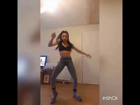 Zimone twerking on usher- No limit Afrohouse Remix