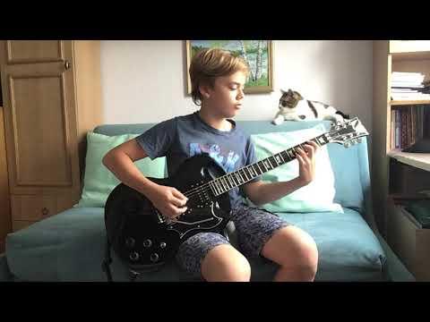 Кино- Перемен (Guitar Cover)