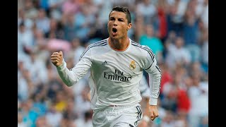 CRISTIANO RONALDO Real Madrid Official Video 1080 TOP football