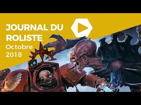 Journal Du Roliste - YouTube
