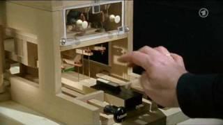 Eine Orgel wird gebaut
