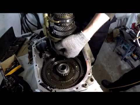 Замена синхронизатора в КПП Форд Фокус 2