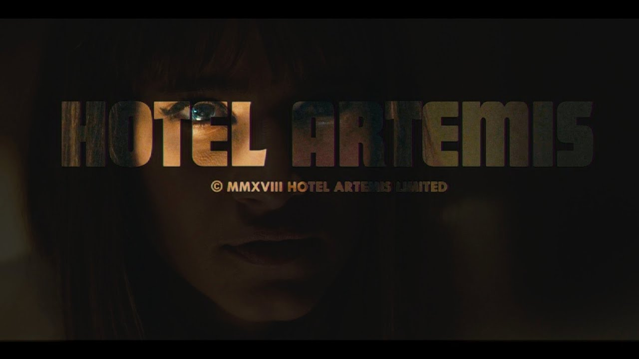 Nice Hotel Artemis The End Youtube