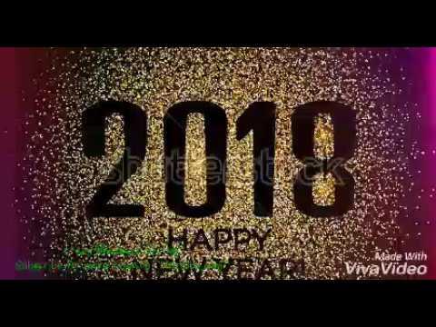Happy New Year 2018 Popular Whatsapp Status  Video Song