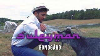 Suleyman testar Bondgård