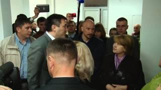 Темиргалиев открыл российский банк в Крыму