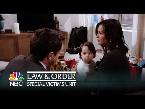 Law & Order: SVU - Baby Noah's Father (Episode Highlight)