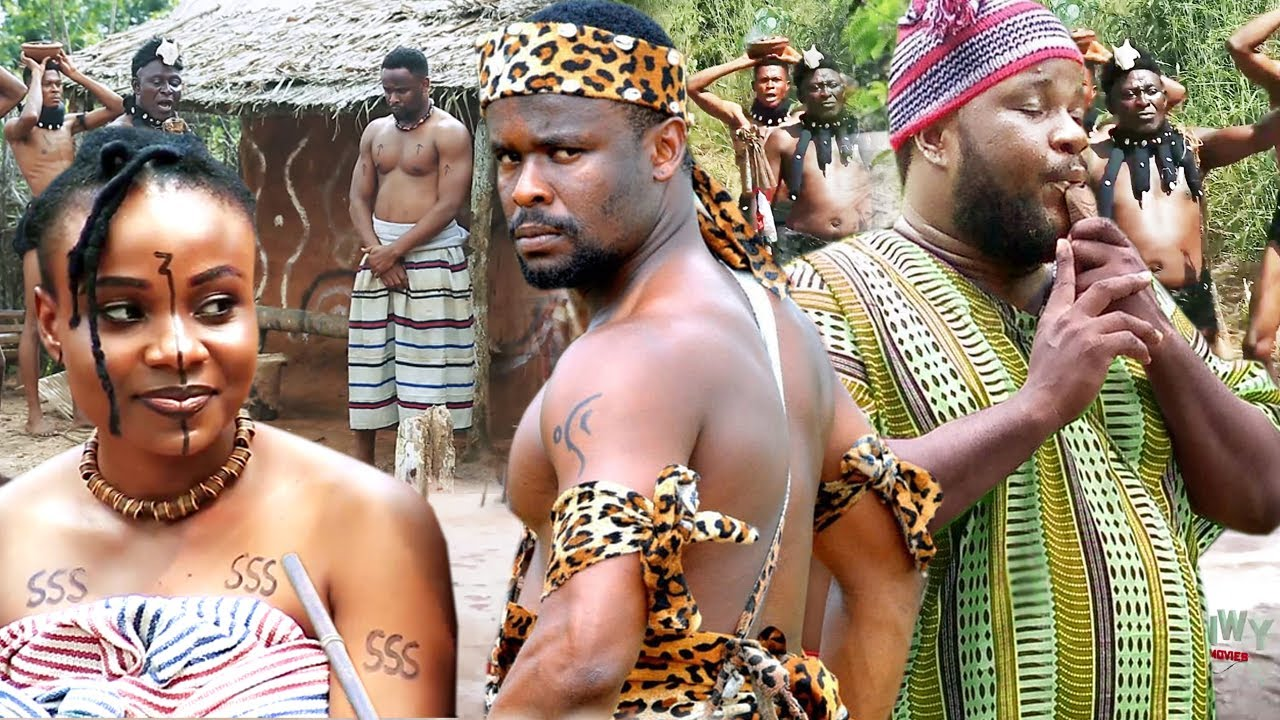 Download HOW THE HUMBLE MAID WON THE HEART OF THE STUBBORN PRINCE 1&2 - NEW' Zubby Michael 2021 Latest Movie
