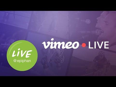 Vimeo Live - Setup And Tour