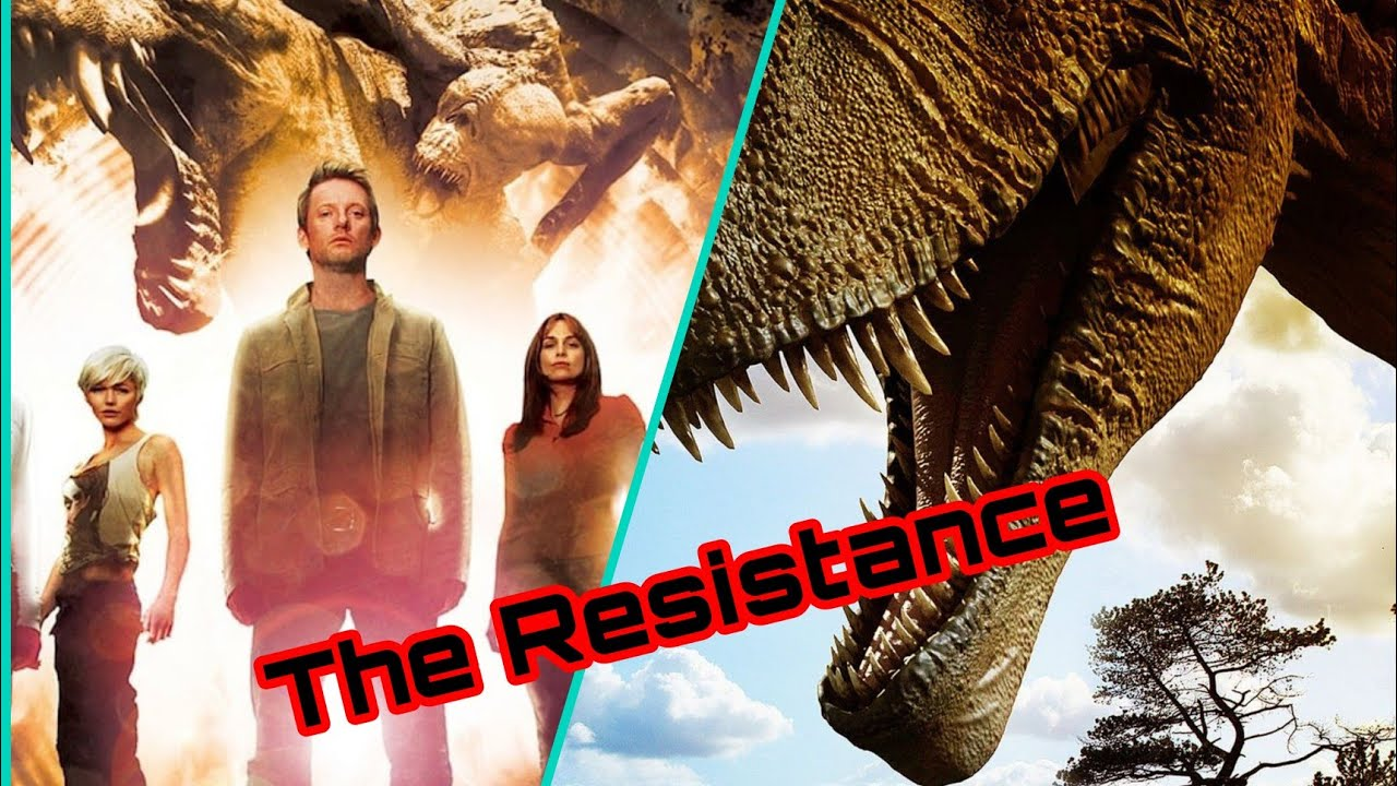 Download Primeval and Primeval New World-the Resistance
