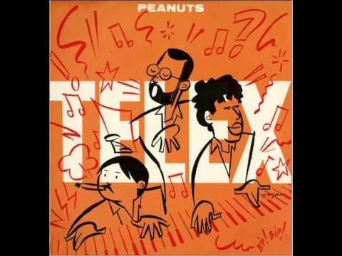 Marc Moulin Telex - Peanuts (Long Version - 1987)