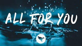Rynx - All For You ft. Kiesza (Lyrics) Blanke Remix