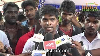 Kalaipuli S Thanu at Production No.1 Movie Launch