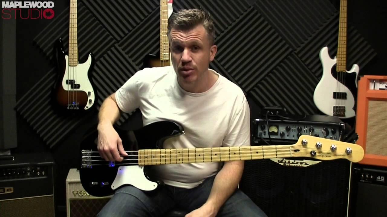 Squier Vintage Modified Cabronita P-bass