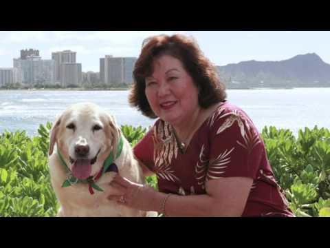 Vickie Kennedy on GDB's Veterinary Care Program