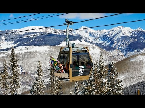 InFilms & Design Presents: Leitner-Poma of America - New Vail One Gondola System, Vail, Colorado