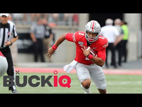 BuckIQ: Justin Fields debut hints at record-breaking ability at Ohio State