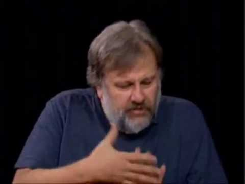 Slavoj Zizek -- Talk with Charlie Rose (2011) 2/3