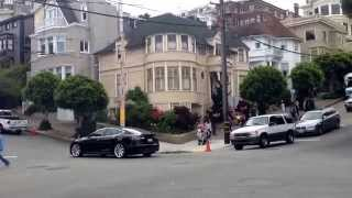 Mrs. Doubtfire House in Pacific Heights, San Francisco