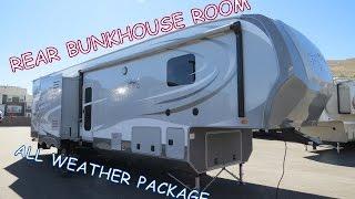 NEW 2015 Open Range 413RLL LUXURIOUS 5th Wheel General Rv Utah