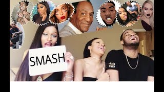 EXTREME SMASH OR PASS (YOUTUBE EDITION CJ So Cool, Nikki Tutorials, GoldJuice, DDG, FlightReacts)