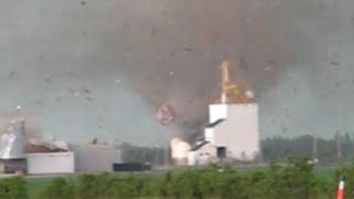 Днепропетровск Смерч  26.06.2015 Торнадо образование Урагана